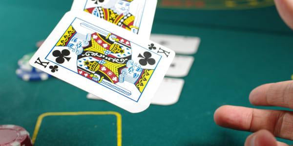 Variações de Blackjack Online Mais Jogadas